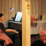 2016年12月25日 ピアノサークル無尽蔵 クリスマスコンサートの画像